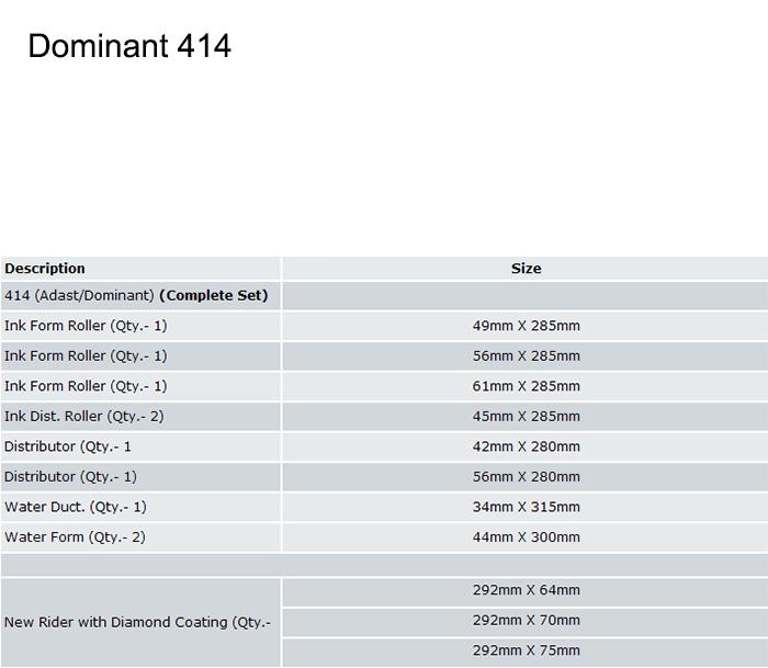 Dominant-414